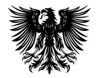 Black eagle Royalty Free Stock Images