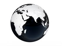 Black Earth Royalty Free Stock Photo