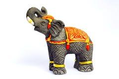 Black elephant Stock Image