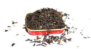 Black English breakfast tea Royalty Free Stock Photos