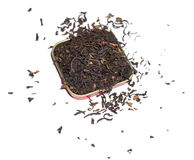 Black English breakfast tea Stock Photo