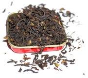 Black English breakfast tea Royalty Free Stock Image