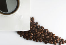Black espresso Royalty Free Stock Photos