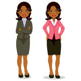 Black Executive Woman Stock Photos