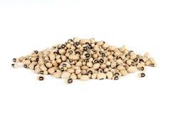Black eye beans Stock Photography