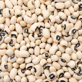 Black eye beans background Royalty Free Stock Photography