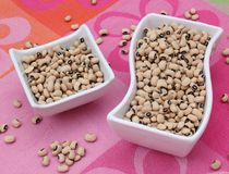 Black eye beans Royalty Free Stock Photo