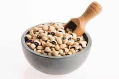 Black eye beans Stock Image