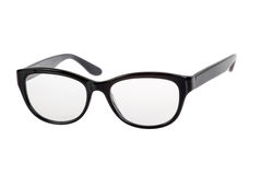 Black Eye Glasses Stock Photos