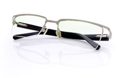 Black Eye Glasses Royalty Free Stock Photo