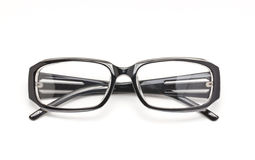 Black Eye Glasses. Royalty Free Stock Photography