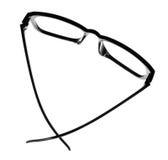 Black Eye Glasses Stock Photography