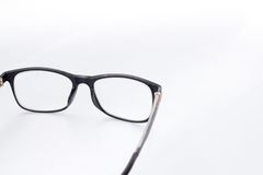 Black Eye Glasses Royalty Free Stock Images