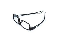 Black Eye Glasses Stock Photos