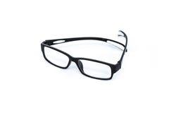 Black Eye Glasses Royalty Free Stock Images