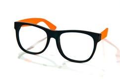 Black Eye Glasses Royalty Free Stock Photos