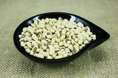 Black eye peas Stock Photos