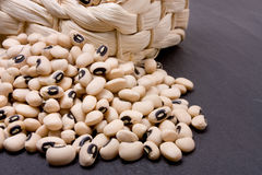 Black eyed peas Royalty Free Stock Photos