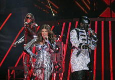 Black Eyed Peas Stock Images