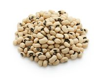 Black eyed peas Royalty Free Stock Images