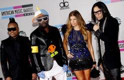 Black Eyed Peas Imagenes de archivo