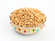 Black eyed peas beans Stock Images