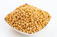 Black eyed peas beans Stock Photos