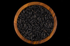 Black eyed peas beans Royalty Free Stock Photo