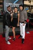 Black Eyed Peas, fasolnicy chińscy Zdjęcie Royalty Free