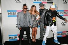 Black Eyed Peas, Schwarzaugenbohnen Lizenzfreies Stockbild
