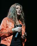Black Eyed Peas se realiza en concierto imagen de archivo libre de regalías