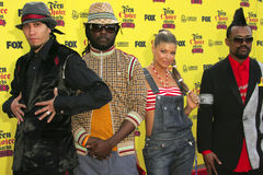 Black Eyed Peas Stock Photo