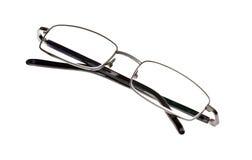 Black eyeglasses Royalty Free Stock Images