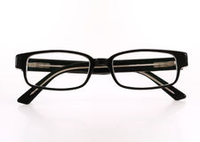 Black eyeglasses Royalty Free Stock Photo