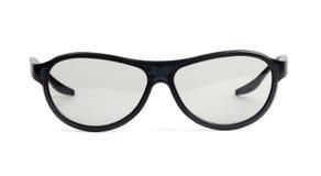 Black eyeglasses Stock Photography