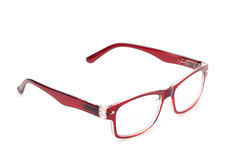 Black eyeglasses Royalty Free Stock Image