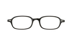 Black eyeglasses Stock Image