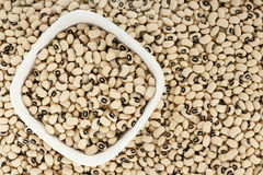 Black eyes peas Royalty Free Stock Photos