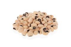Black eyes peas beans Royalty Free Stock Photo