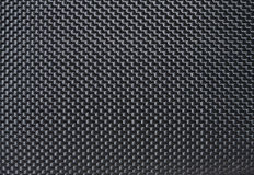 Black fabric background Stock Photos