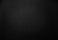Black fabric background Stock Image