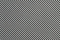 Black  fabric pattern Stock Photos
