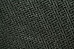Black fabric texture background Royalty Free Stock Image