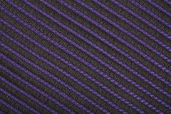 Black fabric texture background Stock Photography