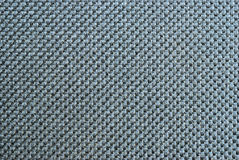 Black fabric texture Stock Image