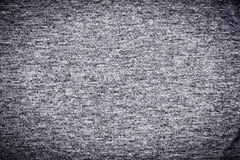 Black fabric texture detail Royalty Free Stock Photo