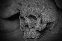 Black, Face, Black And White, Monochrome Photography Royalty Free Stock Photography