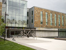 Black Family Visual Arts Center at Dartmouth Colle Royalty Free Stock Image
