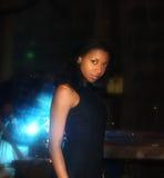 Black Fashion Model Stock Photos