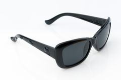 Black Fashion sunglasses for kids Royalty Free Stock Photography
